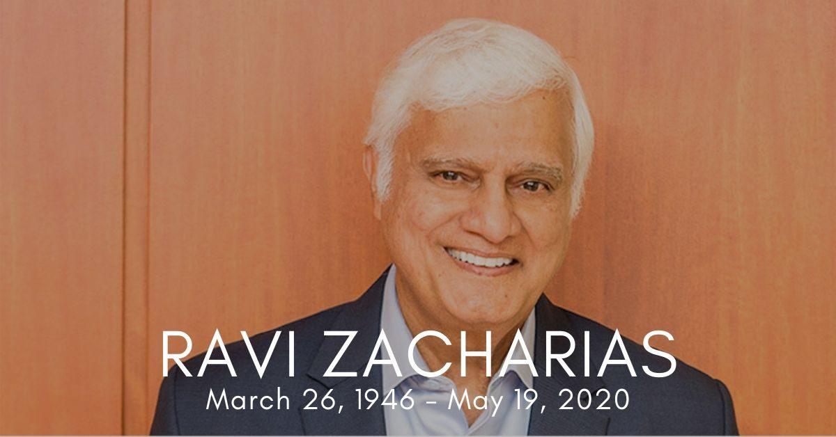 Tribue to Ravi Zacharias